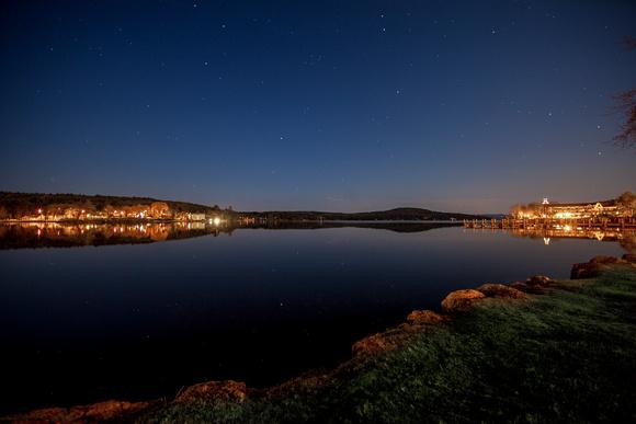 Meredith Bay Of Lake Winnipesaukee